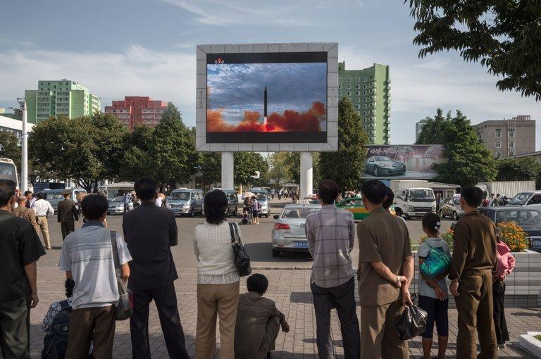 """Nhiên liệu """"nọc độc của quỷ"""" giúp Triều Tiên phóng tên lửa đến Mỹ? - 1"""
