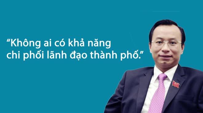 """Những phát ngôn """"để đời"""" của Bí thư Nguyễn Xuân Anh"""