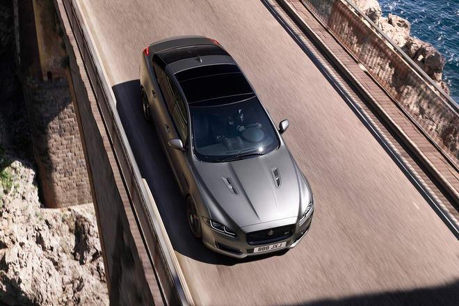 Sedan hạng sang Jaguar XJ 2018 có giá từ 1,7 tỷ đồng - 3