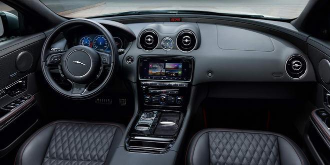 Sedan hạng sang Jaguar XJ 2018 có giá từ 1,7 tỷ đồng - 4