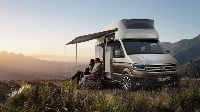 """Volkswagen California XXL: Xe dành cho dân """"phượt"""" - 1"""