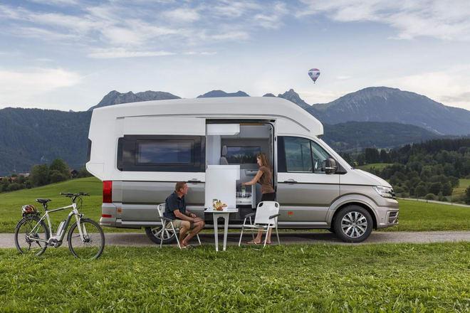 """Volkswagen California XXL: Xe dành cho dân """"phượt"""" - 3"""