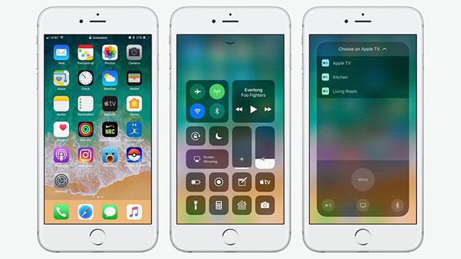 Bạn đã biết những thay đổi trên iPhone kể từ sau 19/9? - 1