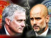 """Bóng đá - MU – Man City đua vô địch: Mấu chốt từ đấu trí và """"đọ súng"""""""