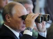 Ông Putin thị sát cuộc tập trận lớn nhất trong nhiều năm