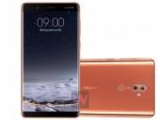 Dế sắp ra lò - Nokia 9 lộ diện, màn hình tràn cạnh như Samsung Galaxy S8