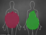"""Sức khỏe đời sống - Phụ nữ """"dáng quả táo"""" dễ mắc dạng ung thư vú khó trị"""