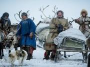 Cuộc sống ở bộ lạc uống máu động vật để sinh tồn