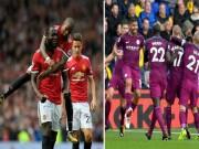 """MU  & amp; Man City đua  """" song mã """" : Mou - Pep tái hiện Real  & amp; Barca ở NHA"""