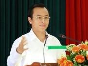 Những phát ngôn  để đời  của Bí thư Nguyễn Xuân Anh