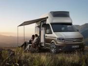 Volkswagen California XXL: Xe dành cho dân  phượt