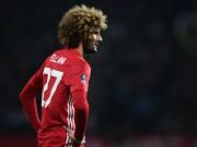 """Bóng đá - MU đối xử bất công, Fellaini tự ái: Coi chừng Arsenal – Wenger """"cướp hàng"""""""