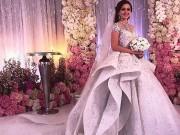 Đám cưới xa hoa bậc nhất của con trai ông trùm bất động sản Nga