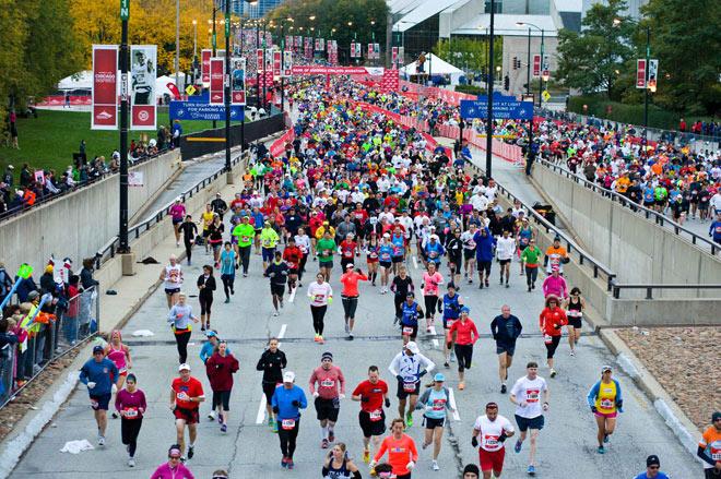 Marathon: Chạy để rèn ý chí và tinh thần vượt khó 2