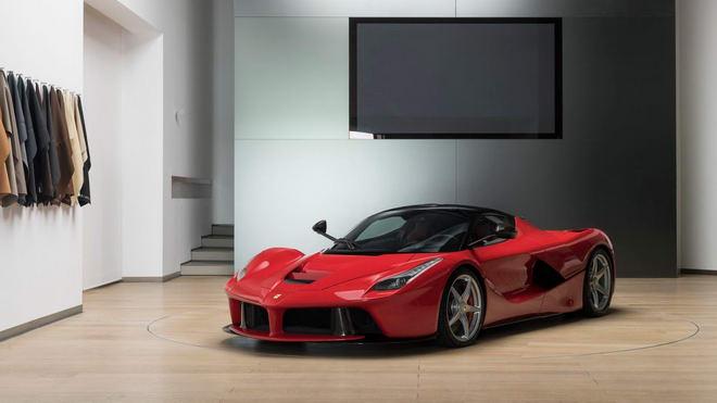"""Ferrari LaFerrari Prototype """"siêu độc"""" giá 35 tỷ đồng - 1"""