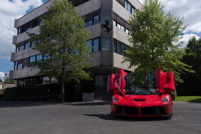 """Ferrari LaFerrari Prototype """"siêu độc"""" giá 35 tỷ đồng - 4"""