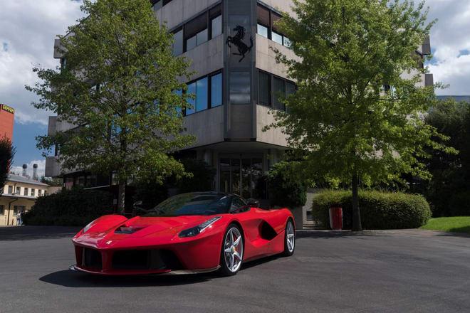 """Ferrari LaFerrari Prototype """"siêu độc"""" giá 35 tỷ đồng - 6"""