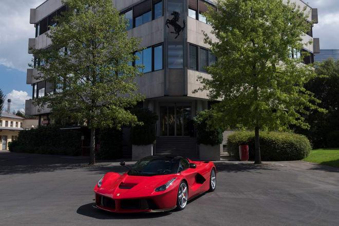 """Ferrari LaFerrari Prototype """"siêu độc"""" giá 35 tỷ đồng - 7"""