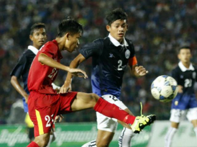 U16 Việt Nam - U16 Australia: Nín thở chờ... cửa hậu 2