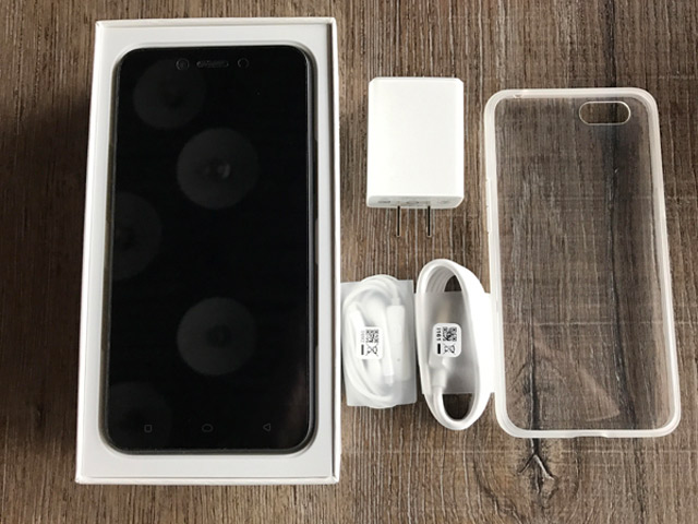 Đập hộp Oppo A71: Thiết kế cứng cáp, giá mềm