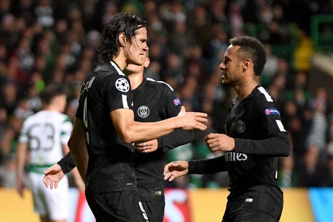 """Neymar đày đọa Cavani: PSG mua hớ """"đại ca giấu mặt""""? - 1"""