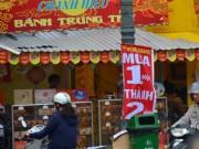 Thị trường - Tiêu dùng - Bánh trung thu hạ giá sớm