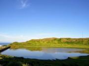 Hồ nước ngọt trên miệng núi lửa có một không hai ở Việt Nam
