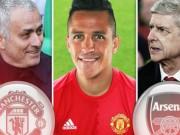 """MU - Mourinho  """" đi đêm """" , Sanchez ẵm 25 triệu bảng về Old Trafford"""