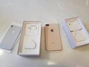 """Dế sắp ra lò - Apple chưa mở bán, iPhone 8 và iPhone 8 Plus đã bị """"đập hộp"""" tại VN"""