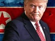 """Đồng minh nín lặng khi Trump dọa  """" hủy diệt hoàn toàn """"  Triều Tiên"""