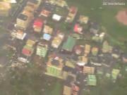 Nơi bị siêu bão Maria tàn phá 100% nhà, cô lập hoàn toàn