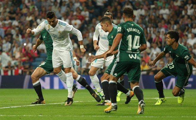 Real Madrid - Real Betis: Quy luật nghiệt ngã, nhận đòn kết liễu