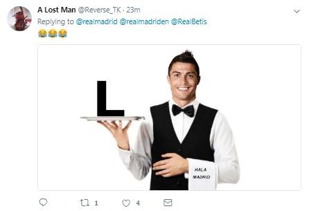 Real thua sốc Betis, đứt chuỗi kỷ lục: Triệu fan Barca trêu chọc - 6