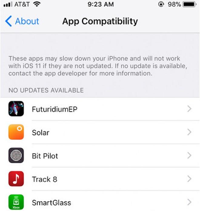 Cách kiểm tra ứng dụng của bạn có tương thích với iOS 11 hay không - 2