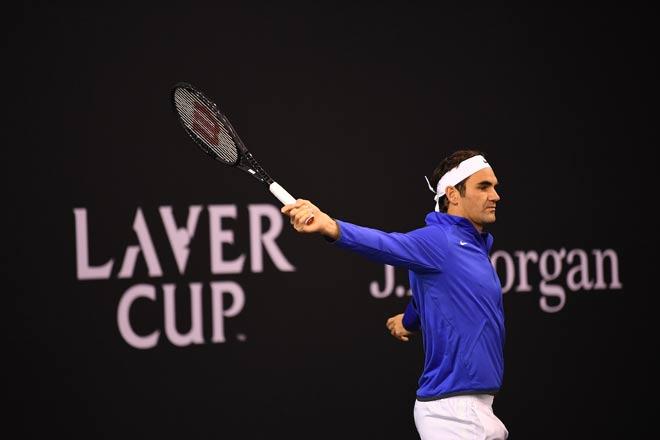 """Federer - Nadal """"hợp binh"""" đại chiến toàn siêu sao tennis tại Laver Cup 2"""