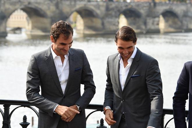 """Federer - Nadal """"hợp binh"""" đại chiến toàn siêu sao tennis tại Laver Cup 6"""