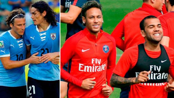 Biến ở PSG: Neymar hòa giải vẫn xui bán Cavani cho Real - 4