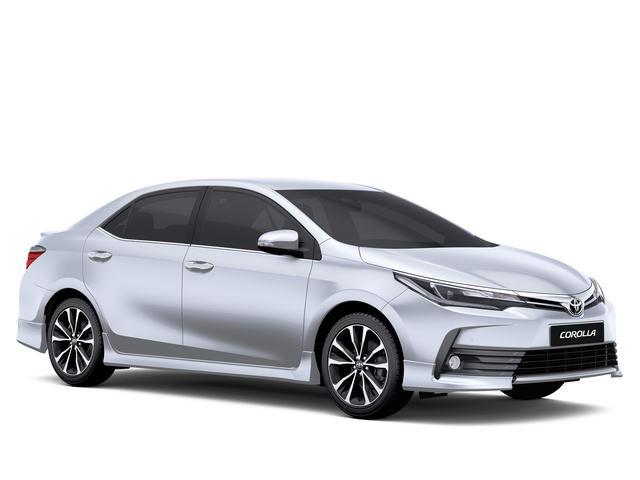 Toyota Altis 2017 ở Việt Nam chốt giá từ 702 triệu đồng