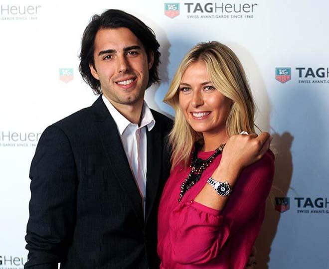 Sharapova & quan hệ với bạn trai: Hẹn hò 7 chàng, bắt cá hai tay vẫn ế 2