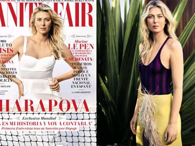 """Sharapova đả động """"chuyện tế nhị"""", Serena xỉa xói đáp trả 2"""