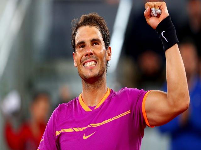 Tin thể thao HOT 11/10: Federer sợ không đua số 1 nổi với Nadal 2