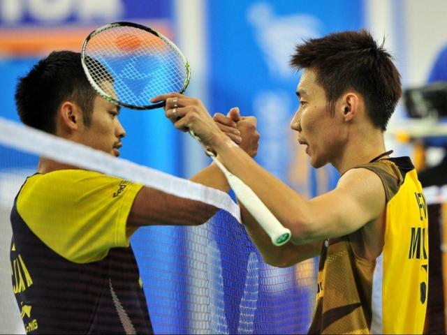 Cầu lông: Lin Dan thua sốc, Lee Chong Wei dằn mặt đàn em 2