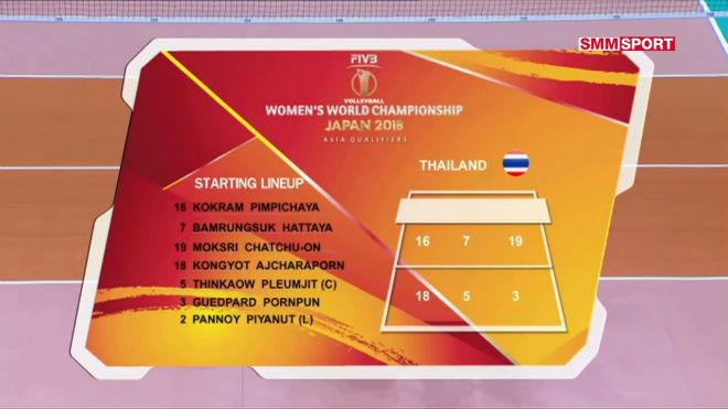 Chi tiết bóng chuyền nữ Thái Lan - Việt Nam: Sai lầm đáng tiếc (KT) 8