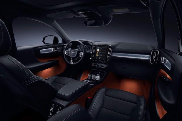 Volvo XC40 hoàn toàn mới có giá từ 755 triệu đồng - 4