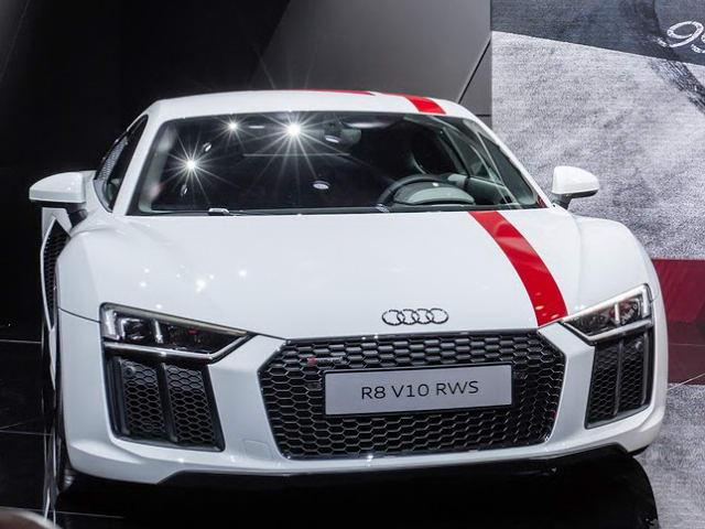 Siêu xe Audi R8 RWS đặc biệt có giá 3,4 tỷ đồng - 1