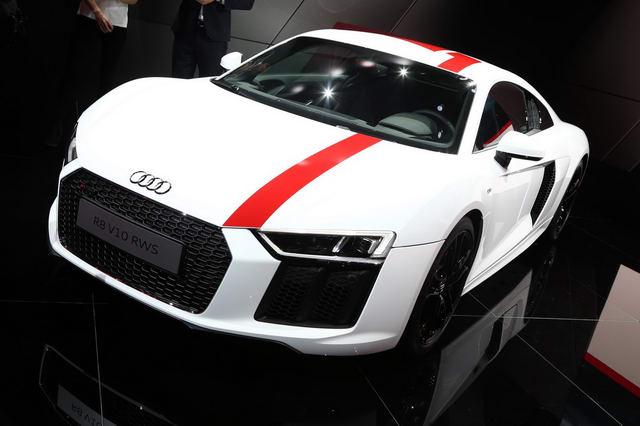 Siêu xe Audi R8 RWS đặc biệt có giá 3,4 tỷ đồng - 5