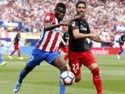 Bóng đá - Athletic Bilbao - Atletico Madrid: Hỏng 11m nhận kết đắng
