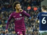 """Bóng đá - West Brom - Man City: Đêm diễn của """"tiểu Messi"""""""