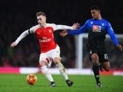 """Arsenal - Doncaster: Cú đấm cứu rỗi  """" dàn chân gỗ """""""