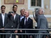 Federer - Nadal  hợp binh  đại chiến toàn siêu sao tennis tại Laver Cup